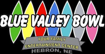 Blue Valley Bowl Your Family Entertainment Center Logo