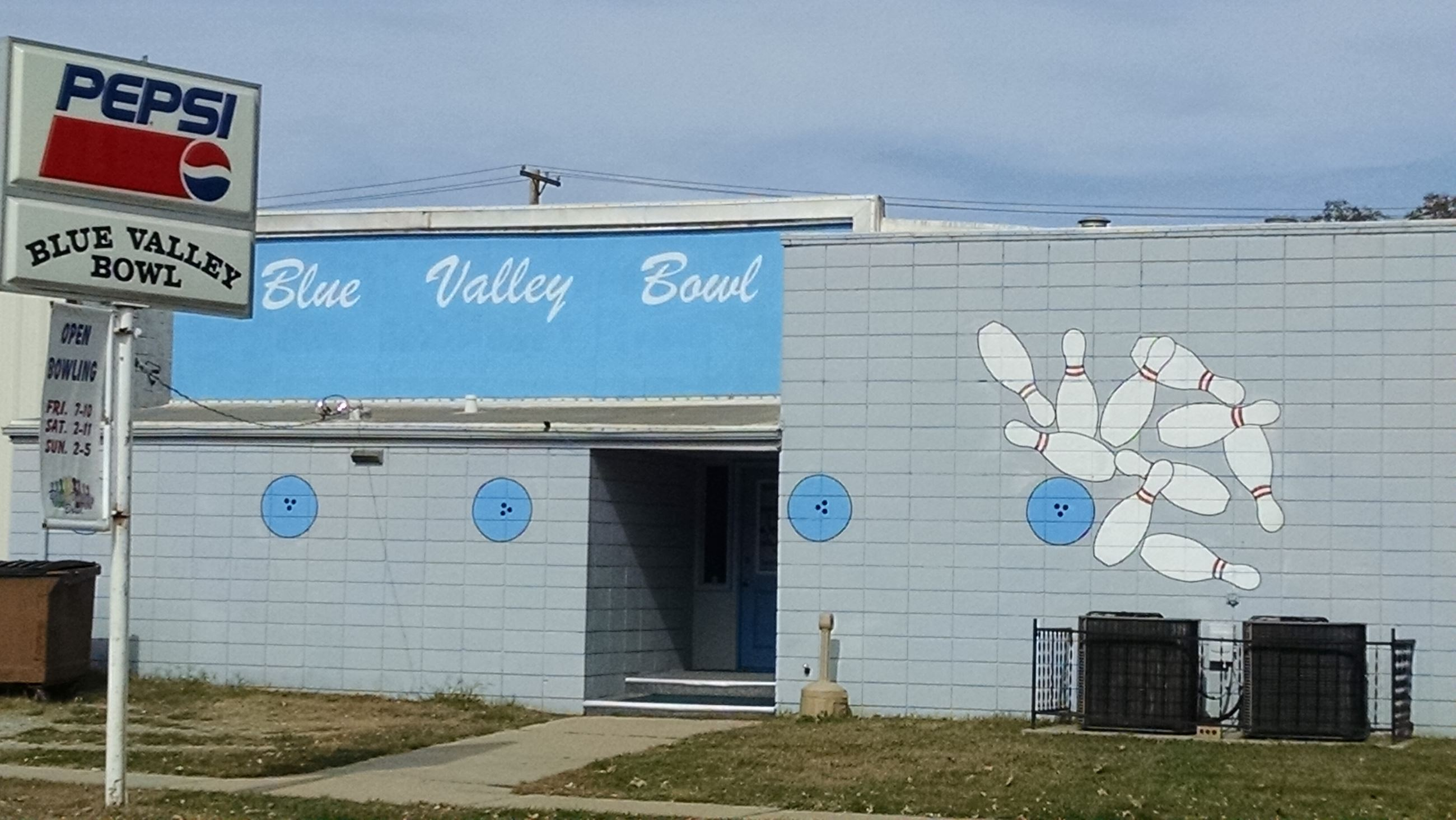 Blue Valley Bowl