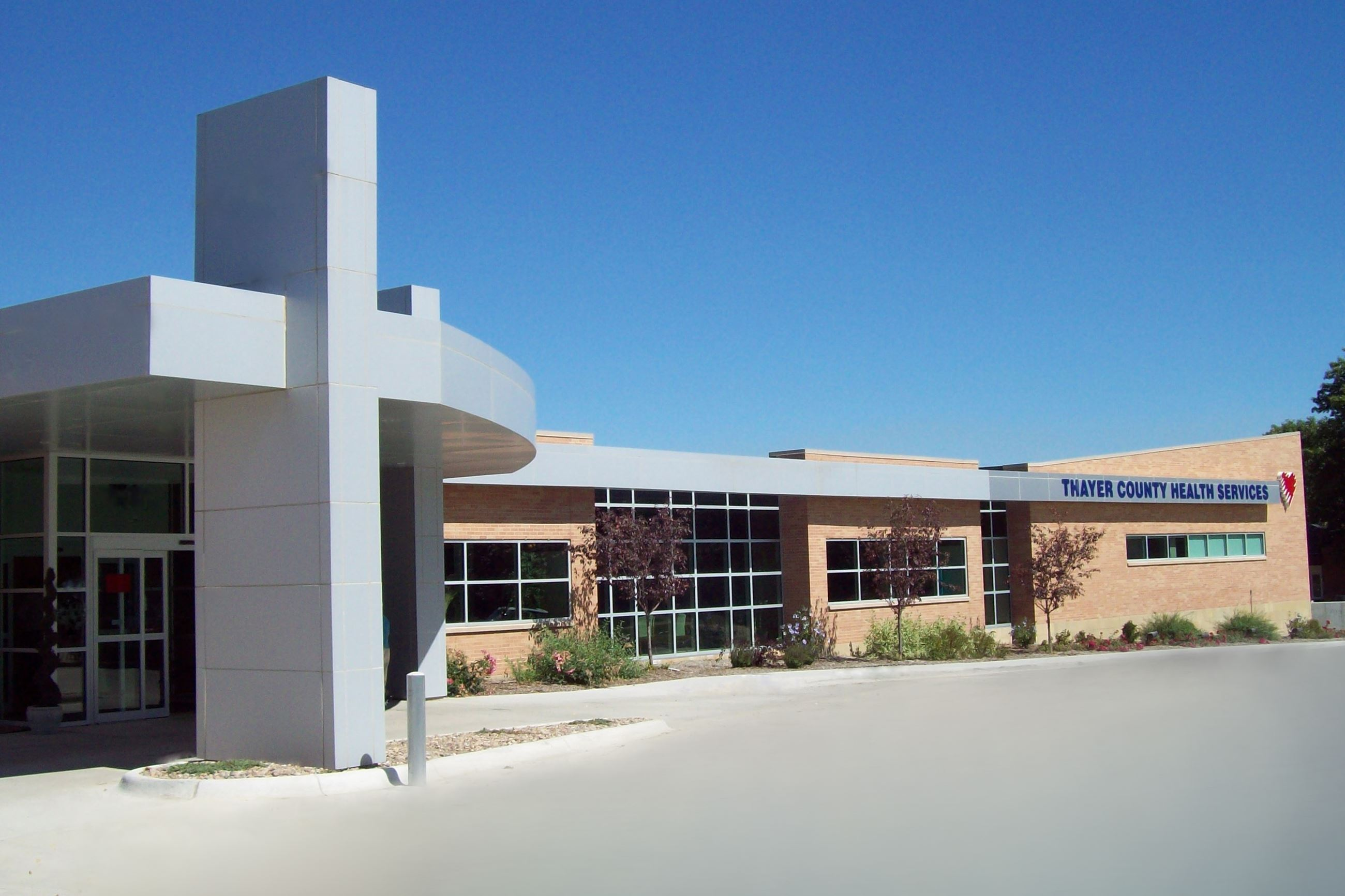 Thayer County Health Services Building