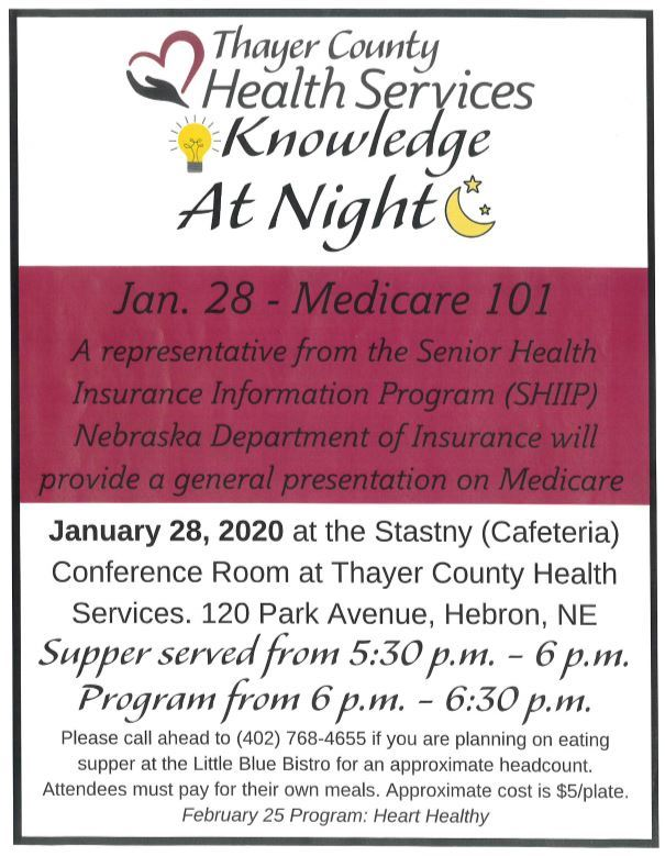 jan 28th medicare 101