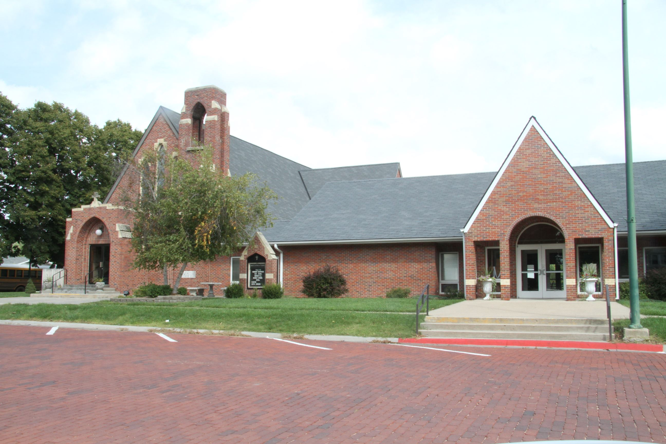 Grace Lutheran Church Building