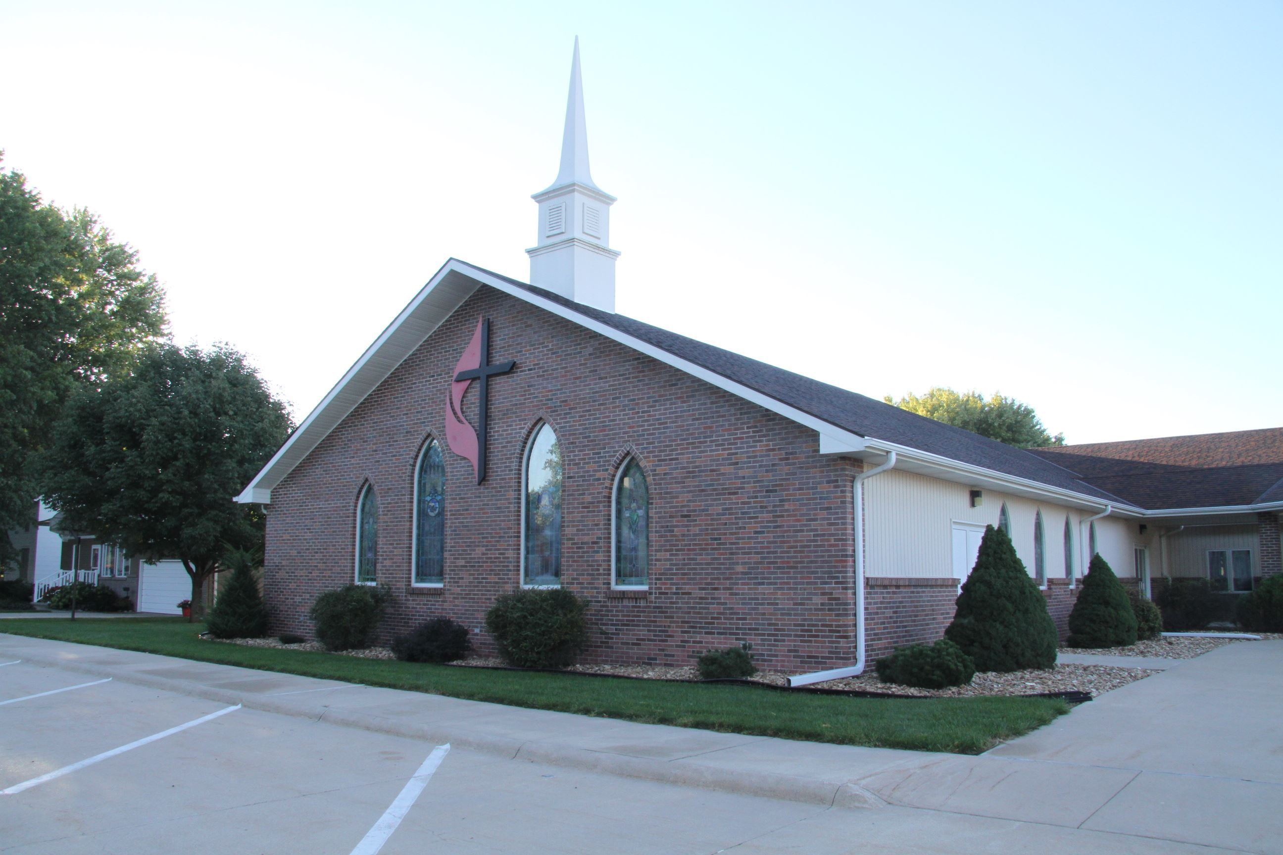 United Methodist Church building