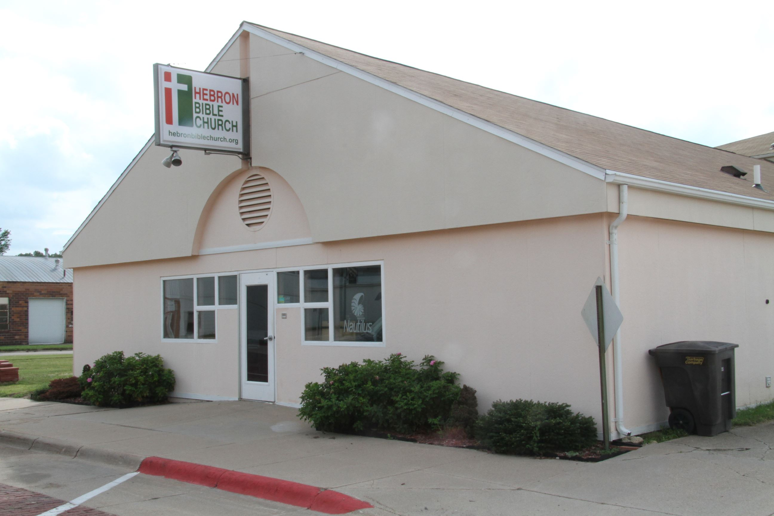 Hebron Bible Church building
