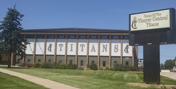 Thayer Central Titans High School