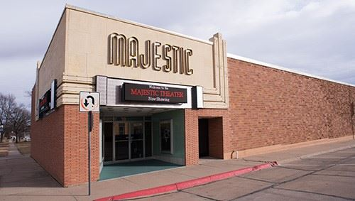 Majestic Theater Building
