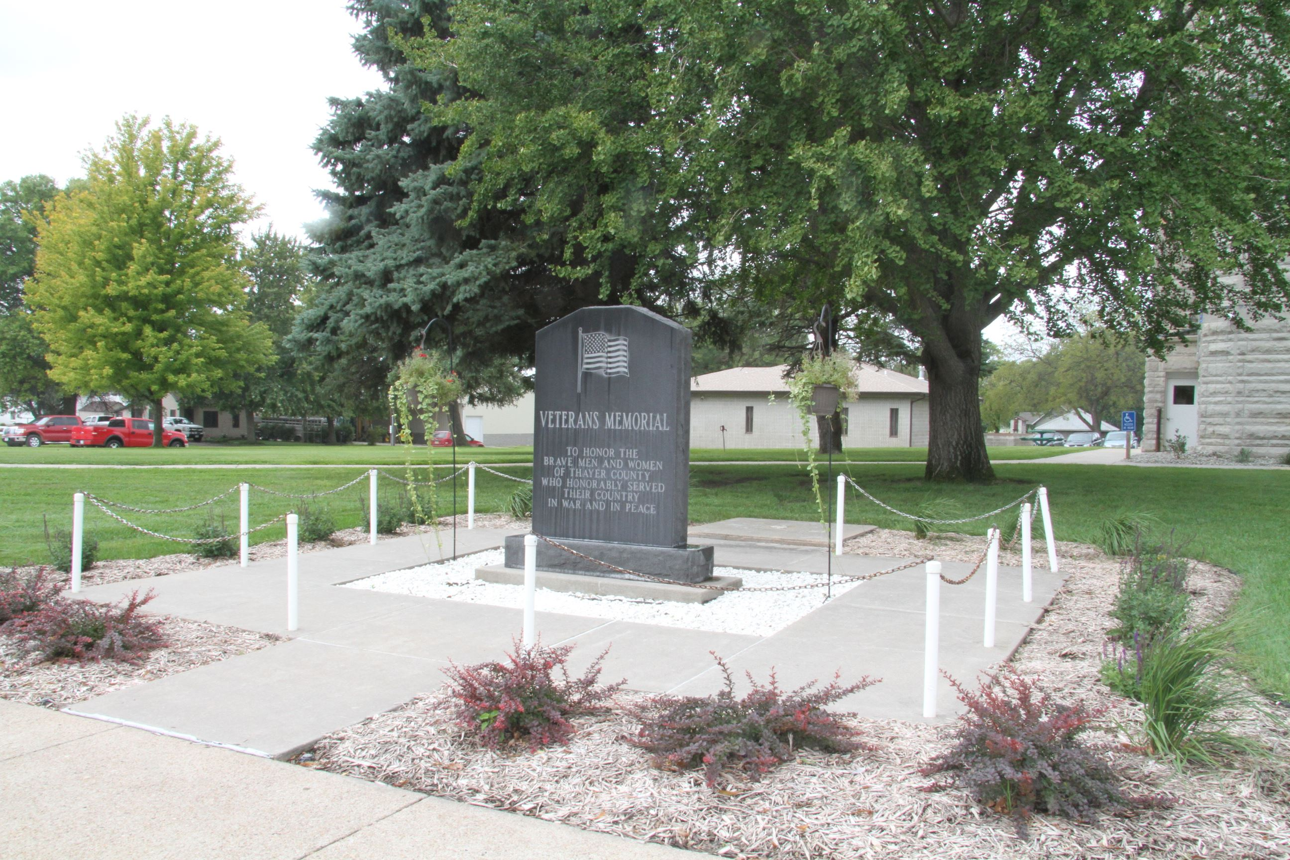 Thayer County Veterans Memorial